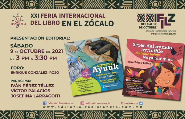 Feria del libro del Zócalo